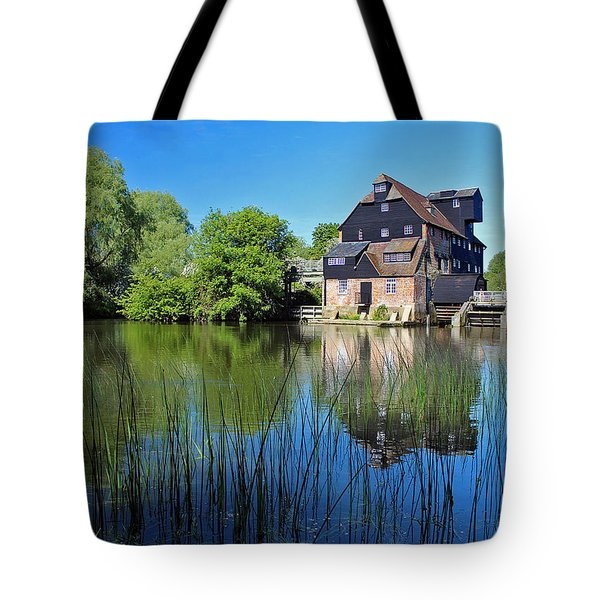 Houghton Mill Tote Bag