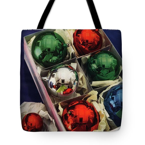 House And Garden Christmas Gifts Issue Cover Tote Bag