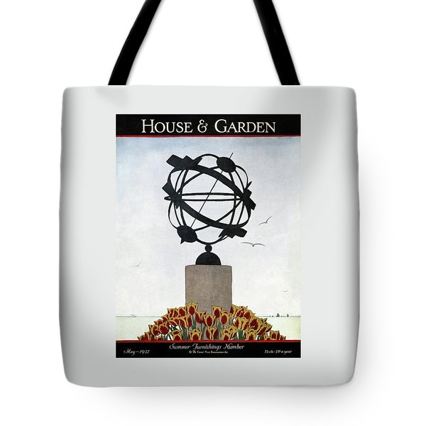 House And Garden Summer Furnishings Number Tote Bag
