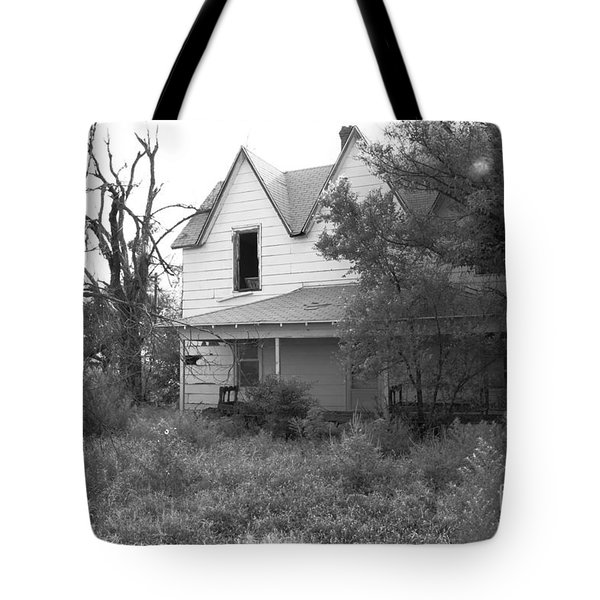 House At The End Of The Street Tote Bag