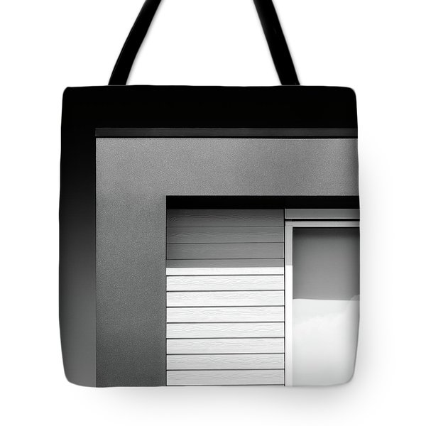House Corner Tote Bag by Dave Bowman