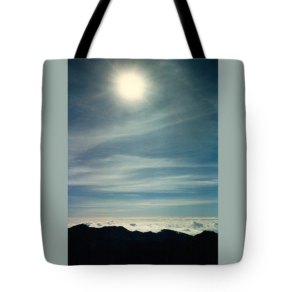 House Of The Sun Tote Bag