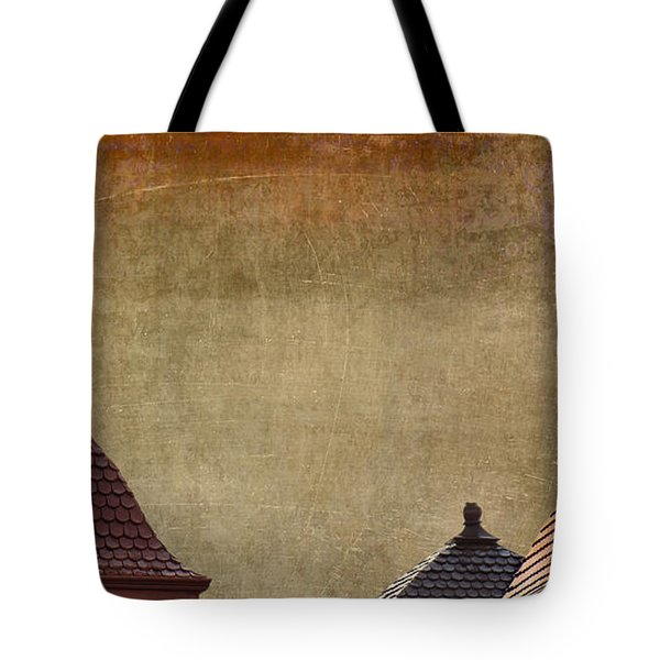House Of Time Tote Bag