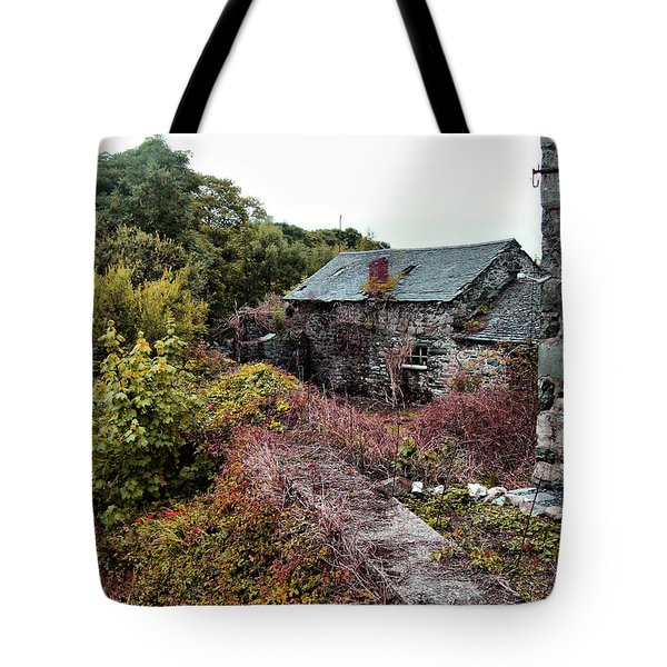 House On A River Tote Bag by Doc Braham