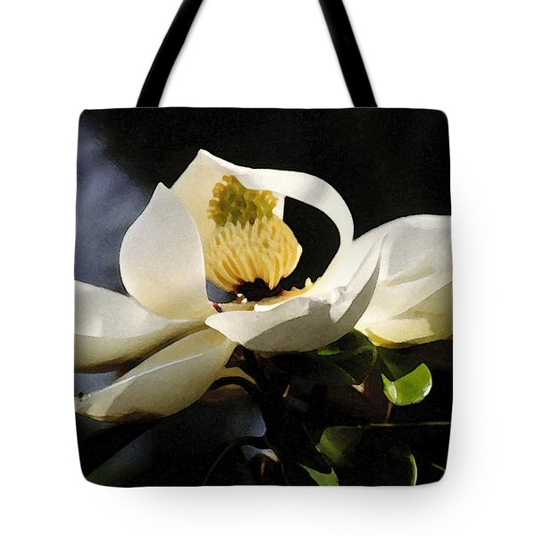 Houston Magnolia Tote Bag