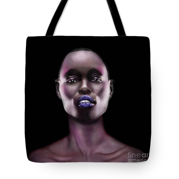 How Beautiful - The Color Purple Tote Bag