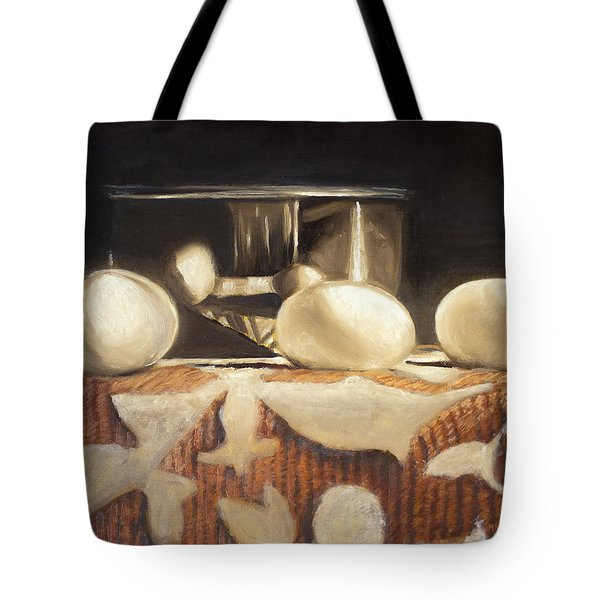 How Does Eggs For Breakfast Sound? Tote Bag