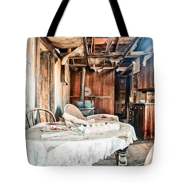How Long Until Breakfast Tote Bag by Cat Connor