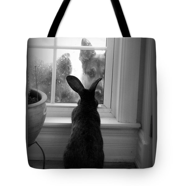 How Much Is The Doggie In The Window? Tote Bag