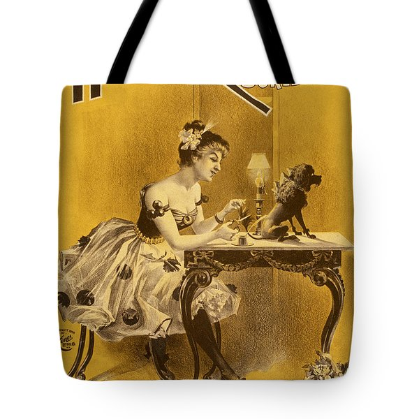 How The High Roller Girls Do It Tote Bag by Aged Pixel