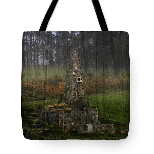 Howard Chandler Christy Ruins Tote Bag
