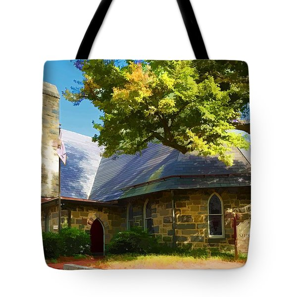 Howard County Historical Society Museum Tote Bag