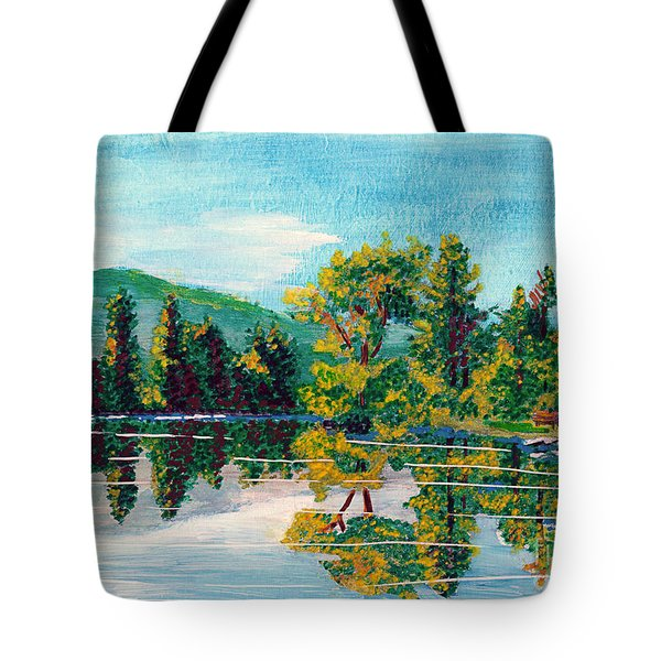 Howarth Park Tote Bag