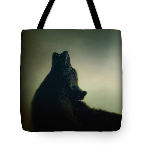 Howling Tote Bag