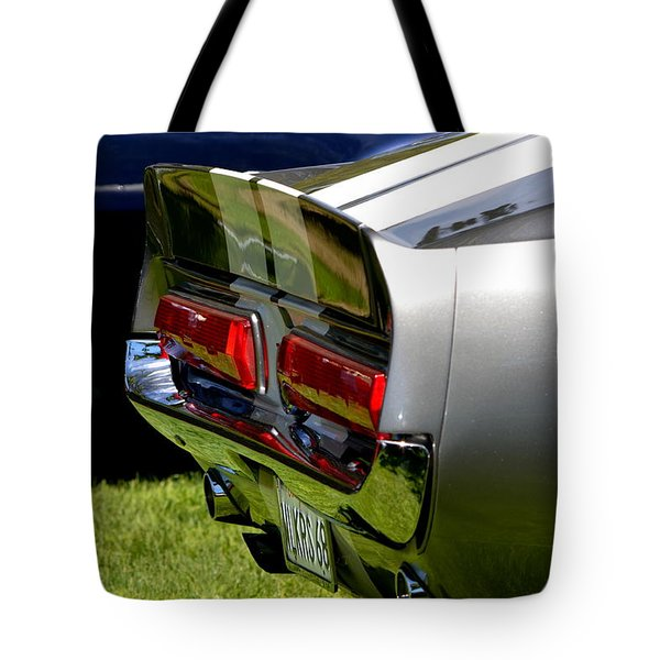 Tote Bag featuring the photograph Hr-24 by Dean Ferreira