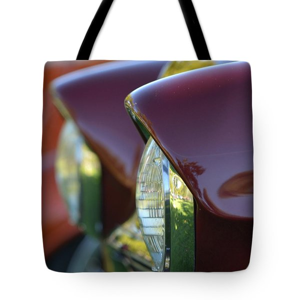 Tote Bag featuring the photograph Hr-36 by Dean Ferreira