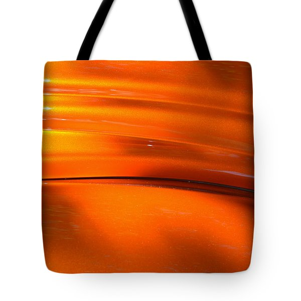 Hr-38 Tote Bag by Dean Ferreira