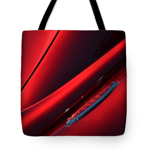Hr-52 Tote Bag by Dean Ferreira