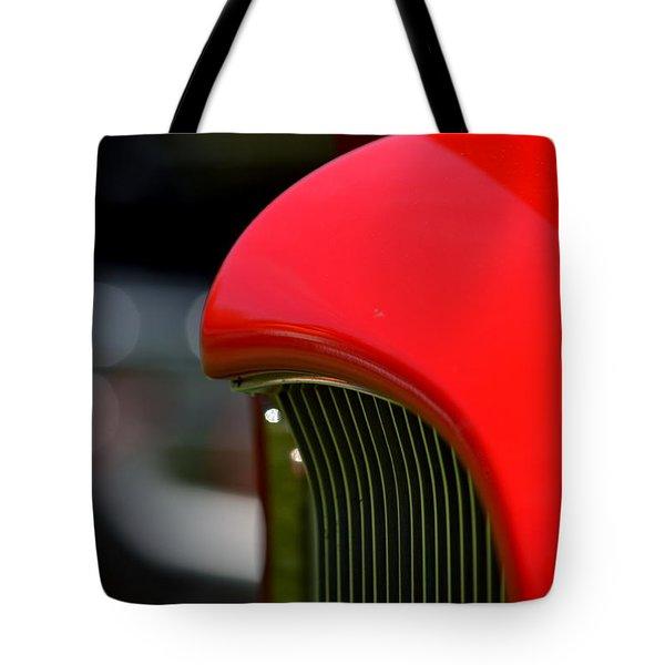 Hr-58 Tote Bag by Dean Ferreira