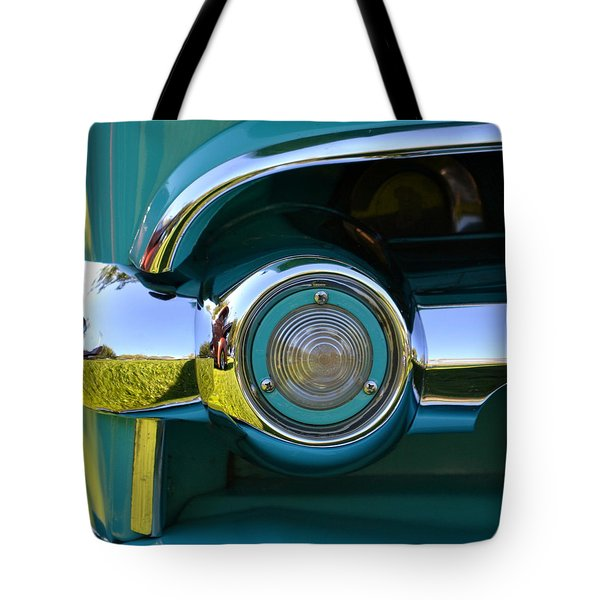 Hr-63 Tote Bag by Dean Ferreira
