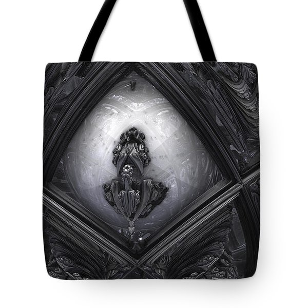 Hr Giger In Memorium Tote Bag