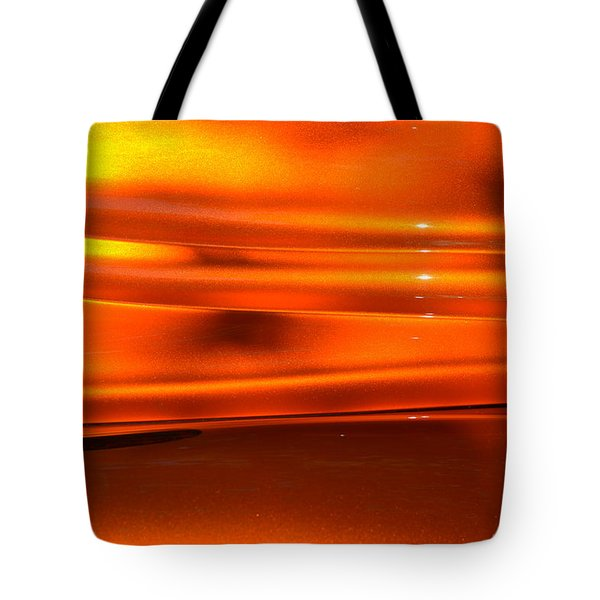 Hr150 Tote Bag by Dean Ferreira