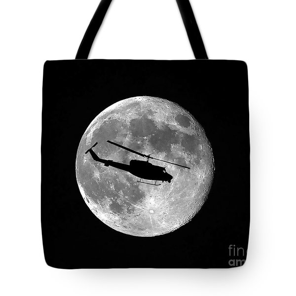 Huey Moon Tote Bag