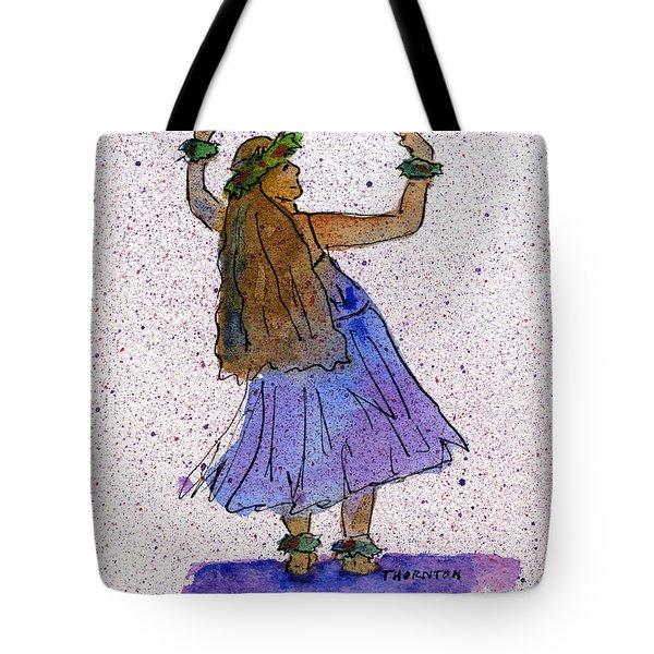 Hula Series Malia Tote Bag