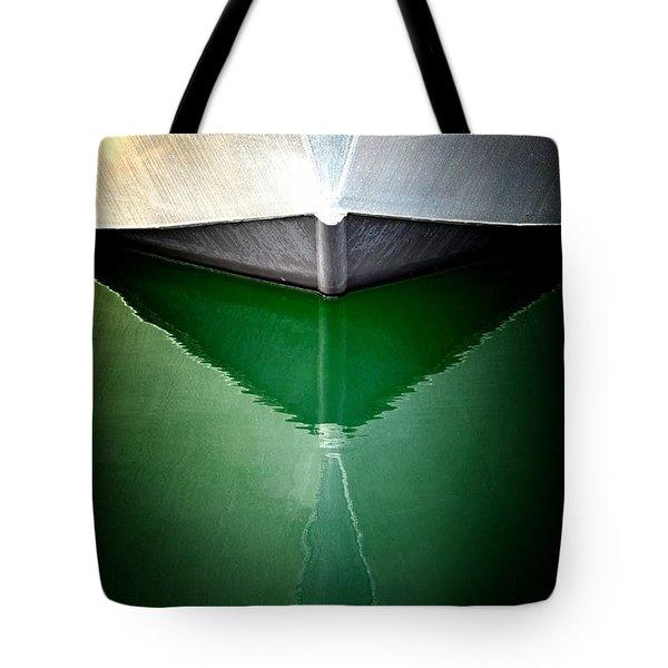 Hull Abstract 3 Tote Bag