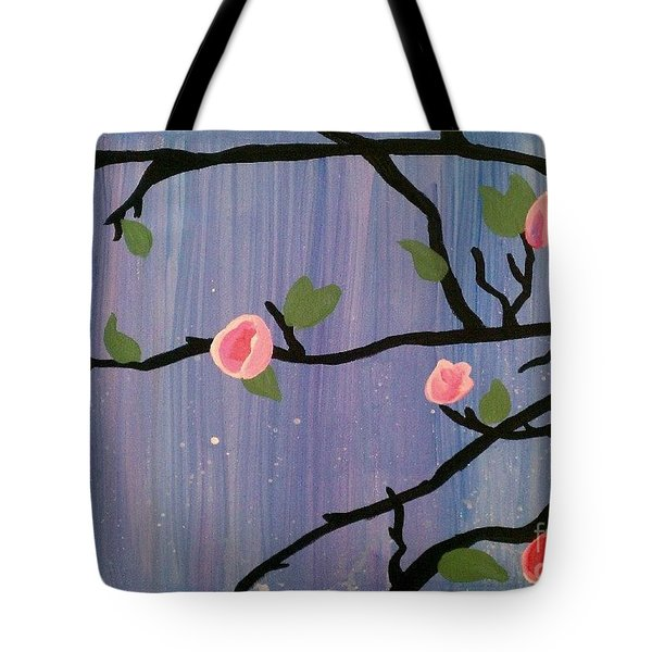 Humble Splash Tote Bag by Marisela Mungia