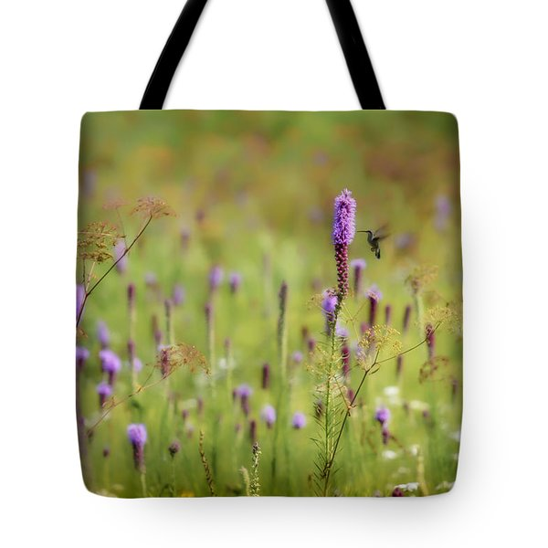 Hummingbird Dream Tote Bag