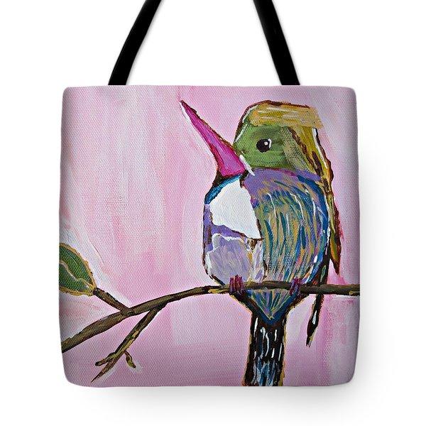 Hummingbird No. 1 Tote Bag