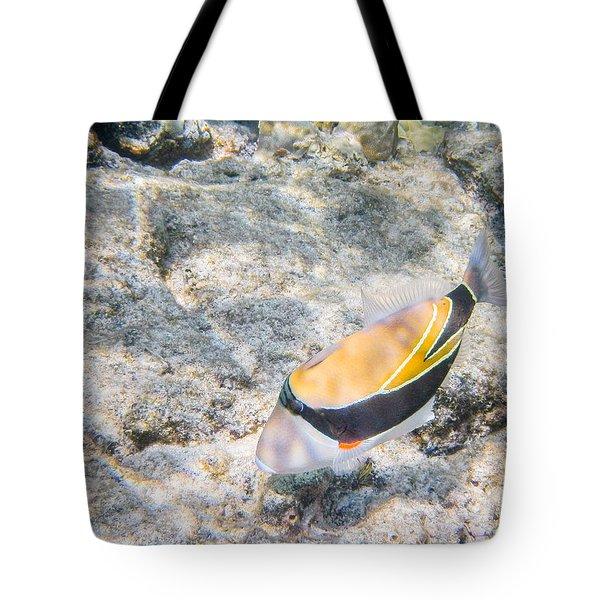 Humuhumunukunukuapua'a Tote Bag