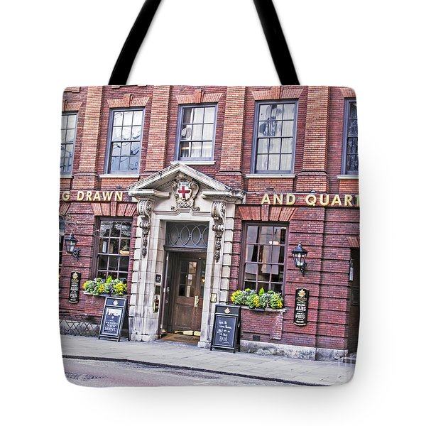 Hung Drawn And Quartered Tote Bag
