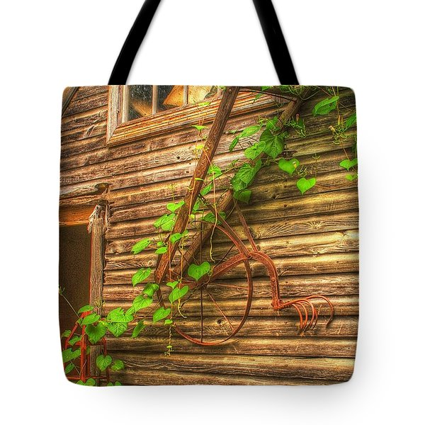 Hung To Rest Tote Bag