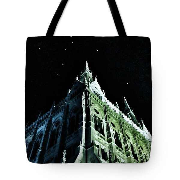 Hungarian Parliament Building 2 - Budapest Hungary Tote Bag