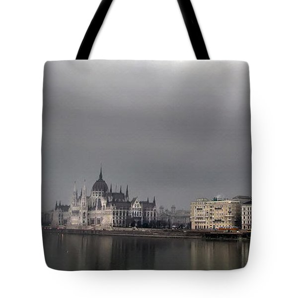 Hungarian Parliament Building Budapest Tote Bag