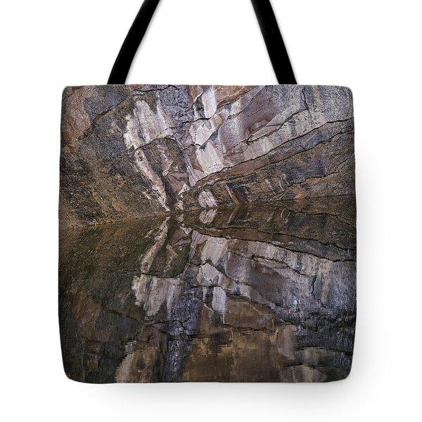 Hunter Canyon Seep Tote Bag