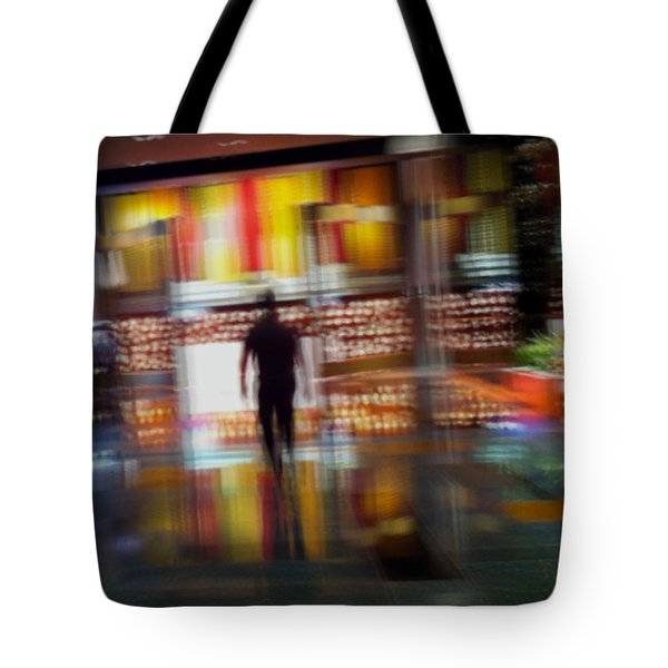Hunter-gatherer Tote Bag by Alex Lapidus