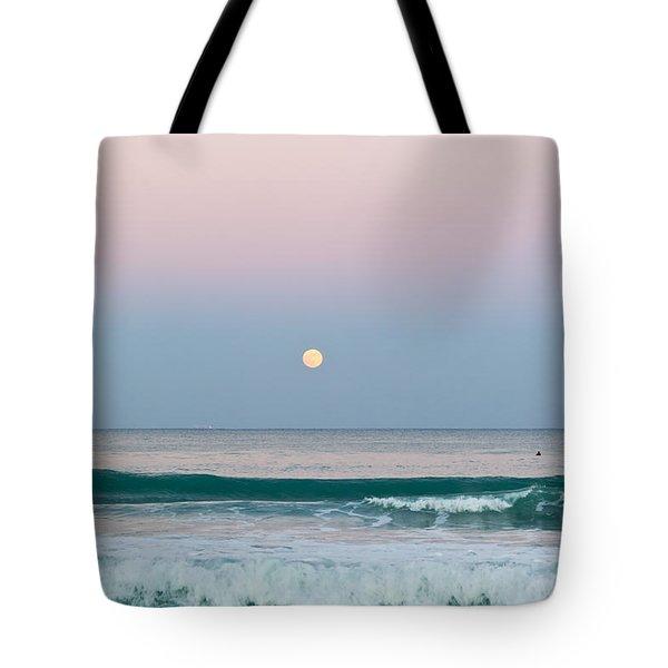 Hunters Moonrise Tote Bag by Michelle Wiarda