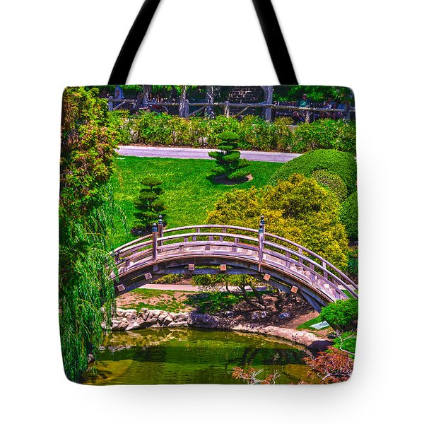 Huntington Library Ca Tote Bag
