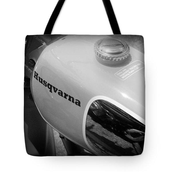Husqvarna Tote Bag