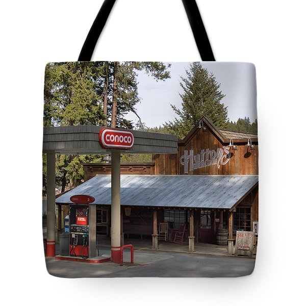 Huttons General Store Tote Bag