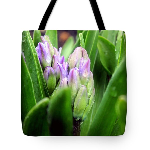 Sprouts Tote Bag by Joseph Skompski