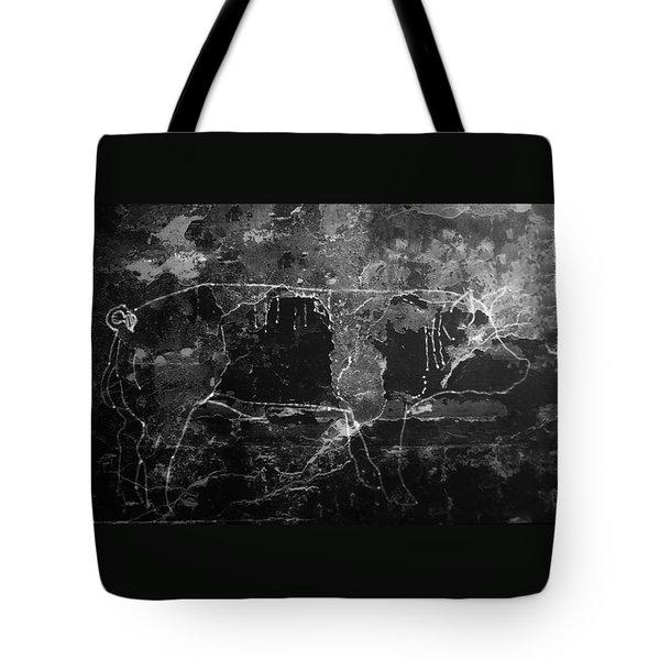 Hybrid Boar 7 Tote Bag