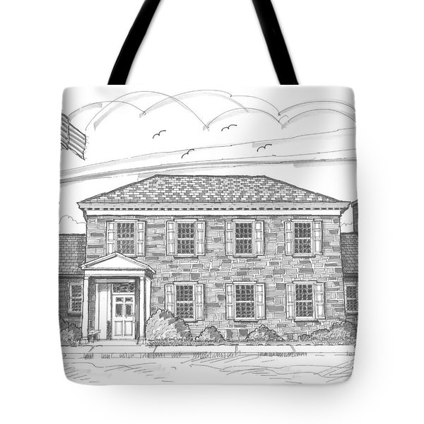 Hyde Park Post Office Tote Bag