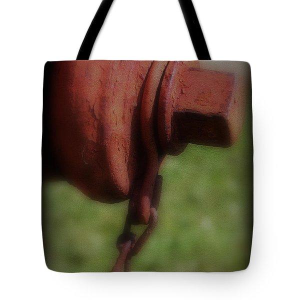 Hydrant Tote Bag