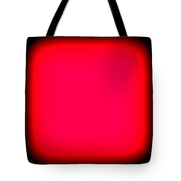 Hypnotic Red Tote Bag