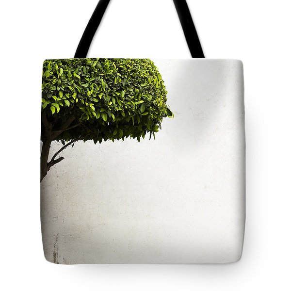 Hypnotic Tree Tote Bag