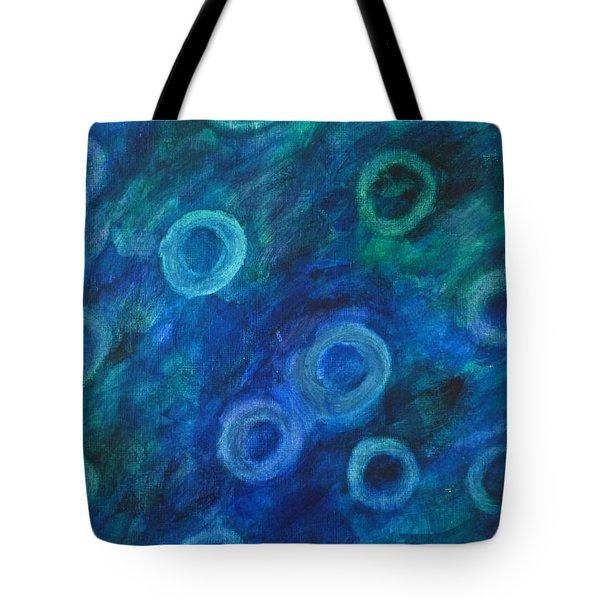 Hypochromic Rbc's Tote Bag